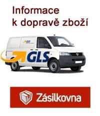 Informace k dopravě zboží
