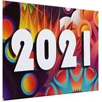 Diáře 2021 měsíční