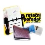 Vizitkáře, rotacardy, identifikátory