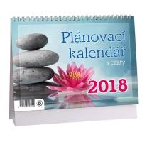 Stolní kalendáře 2018