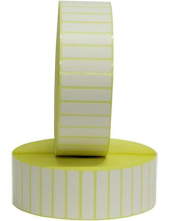 Etikety na kotouči 50 x 12 mm, na roli 9.000 ks