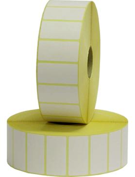 Etikety na kotouči 50 x 25 mm, na roli 5.000 ks