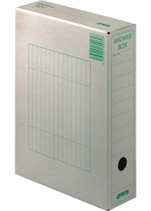 Archivační krabice A4, I/75 (330 x 260 x 75 mm) Emba