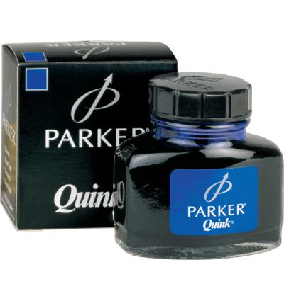 Inkoust Parker Quink modrý 57 ml
