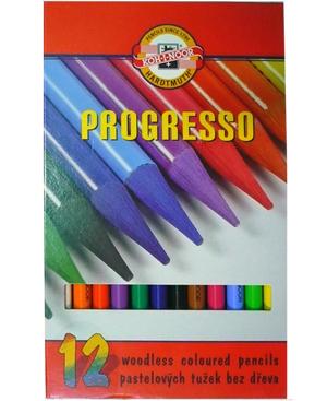 Pastelky Progresso 8756/12 ks