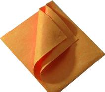 Hadr Petr 50 x 60 cm malý, oranžový