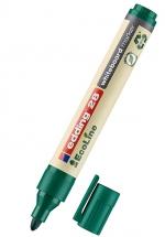 Popisovač Edding 28 EcoLine na bílé tabule, zelený