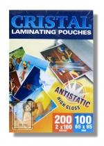 Laminovací fólie Premium 65x95/100mic. 100 ks antistatická lesklá