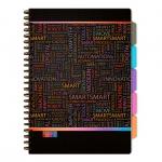 Blok spirálový s pořadačem 80 listů Smart 1548-0216