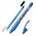 Pero bombičkové Schneider roller Base Ball - modrá