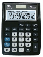 Kalkulačka DELI 1122 - černá