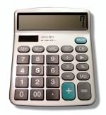 Kalkulačka DELI 1653