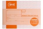 Příjmový pokladní doklad OP 1081