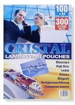 Laminovací fólie Premium A4/150mic. 100 ks, antistatická lesklá