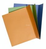 Desky papírové A4 mapa 251 eko - oranžová, doprodej