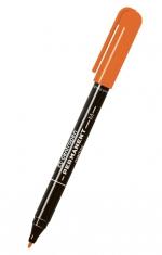 Popisovač CENTROPEN 2846, permanentní, oranžový, kulatý hrot