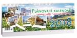 Kalendář 2018 stolní Plánovací s citáty + daňový - K 312