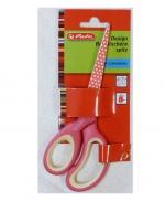 Nůžky HERLITZ špičaté 17 cm pro LEVÁKY - dívčí