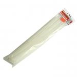 Páska stahovací bílá 350 mm 4,8 mm - balení 50ks