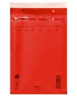 Obálka bublinková č.14 D (170 x 265 mm) červená