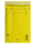 Obálka bublinková č.14 D (170 x 265 mm) žlutá