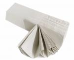 Ručník skládaný Z-Z Towel  80% bílý dvouvrstvý