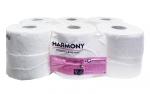 Toaletní papír JUMBO 190 bílá celulóza, bag - 2vrst