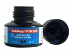 Náhradní inkoust Edding FTK 25 - černý, na flipchart