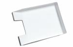 Odkladač na dokumenty plastový Herlitz - bílá 00064048