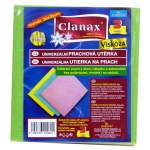 Úklidové utěrky Clanax 3 ks
