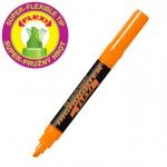 Zvýrazňovač Centropen 8542 hrot 5 mm, oranžový