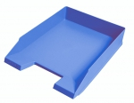 Odkladač na dokumenty plastový Herlitz - modrá baltic 50015733