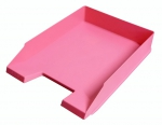 Odkladač na dokumenty plastový Herlitz - růžová indones 50015726