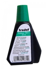 Barva do razítka TRODAT 7011 original zelená