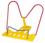 Stojánek na knížky na čtení Centropen -  žlutá