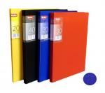 Katalogová kniha Patio 20 listů - žlutá