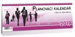 Kalendář 2019 stolní Plánovací + daňový - K 371