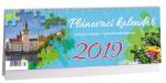 Kalendář 2019 stolní Žánrový s citáty + daňový - K368