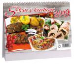 Kalendář 2019 stolní Šéfem v kuchyni - K 325