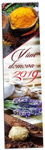 Kalendář 2019 nástěnný kravata - KN 128