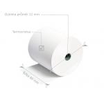 Pokladní termo kotouček šíře 80mm - návin 80 metrů
