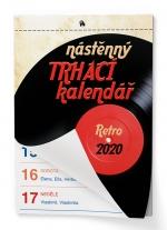 Kalendář 2020 nástěnný trhací A5 SENIOR BNA1