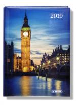 Diář 2019 denní A5 Herlitz Londýn 60076106 DOPRODEJ