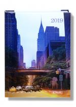 Diář 2019 denní A5 Herlitz New York 60076114 DOPRODEJ