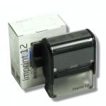 Razítko Trodat 4912/ Imprint 12, kompletní (47 x 18 mm) černý strojek