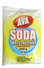 Soda krystalická 1 kg