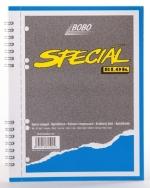 Blok Bobo A5 speciál čistý, perforace, děrování 15044