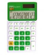 Kalkulačka DELI 39277T - zelená