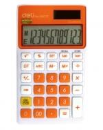 Kalkulačka DELI 39277T - oranžová