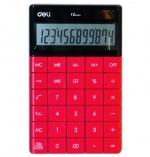 Kalkulačka DELI 120 G 1589 - růžová